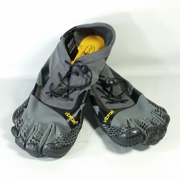 reputable site ec564 718fc NWT Vibram KSO EVO Fivefingers Training Shoes Toes